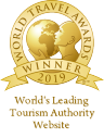 Worlds Leading tourism Authority Website